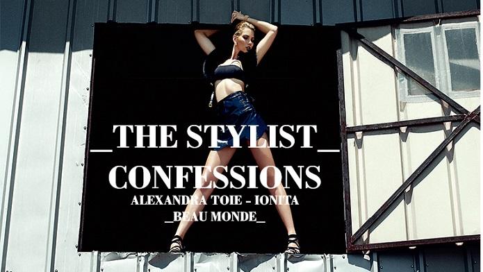 Alexandra Toie - Ionita Beau Monde Septembrie 2015