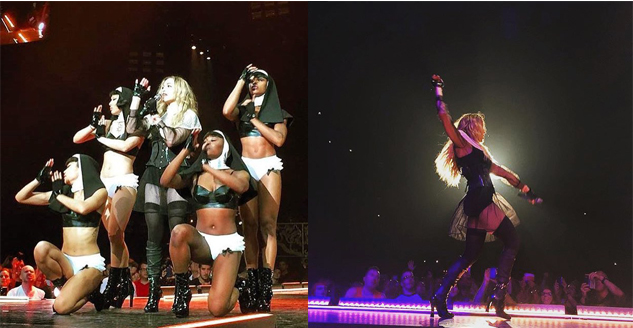 Madonna wears Murmur