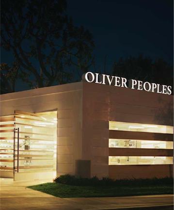 Oliver Peoples building, OPTIblu
