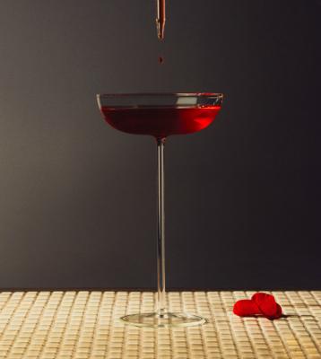 Killer in Red cocktail