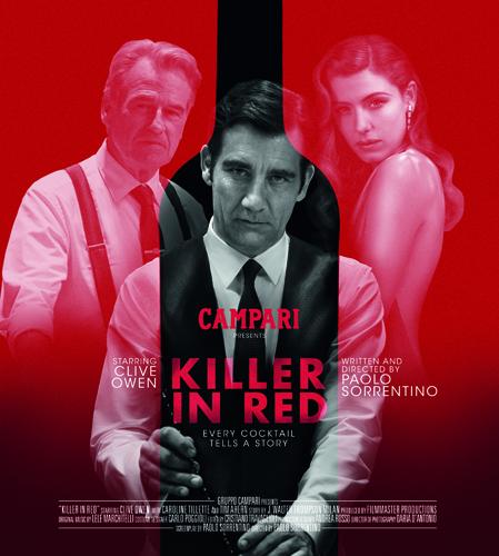 Killer in Red movie poster