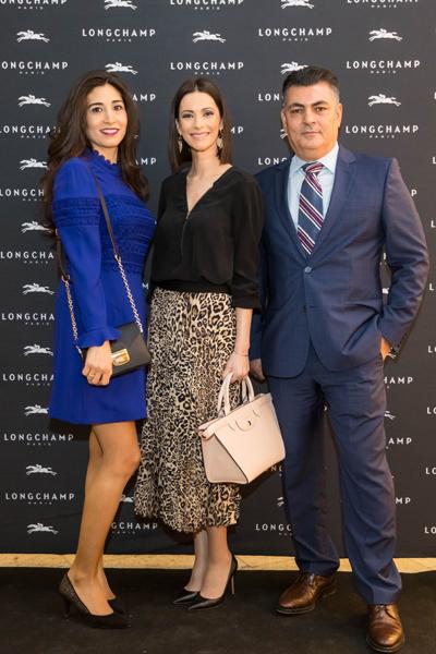 Wassila Taher, Andreea Berecleanu & Wael El Ghadban