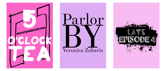 Parlor by Veronica Zaharia