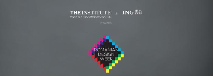 Romanian Design Week 2017: The Institute & ING Bank
