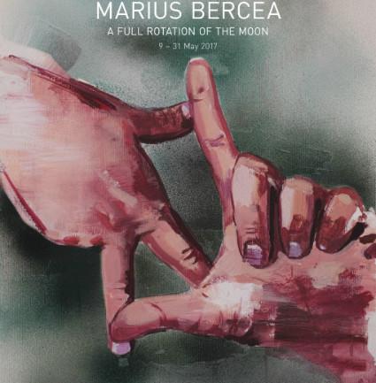 """Marius Bercea - """"A Full Rotation of the Moon"""""""
