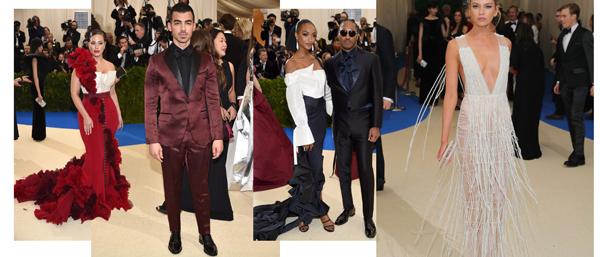 H&M a realizat tinutele unicat purtate la Gala MET de vedete precum Nicki Minaj, Future si Ashley Graham