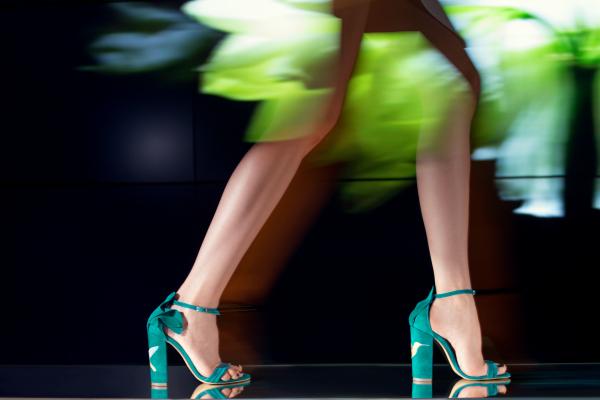 IQOS on heels with Mirela Bucovicean