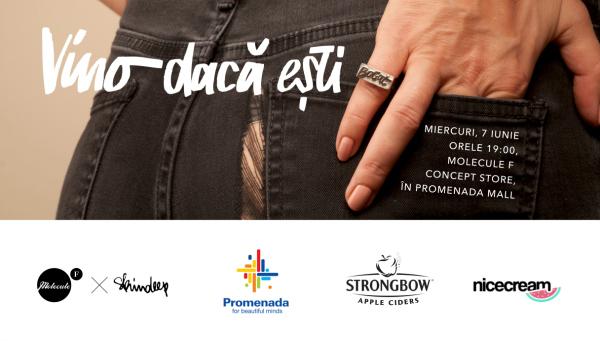 Vino daca esti BOGAT   Miercuri   7 iunie   7 PM   Molecule F Concept Store   Etaj I   Promenada Mall