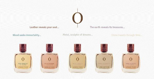 Parfum sources d'Origine - Rosa Mundi Perfumery