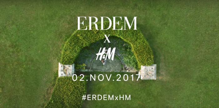 H&M anunta colectia de designer a anului 2017