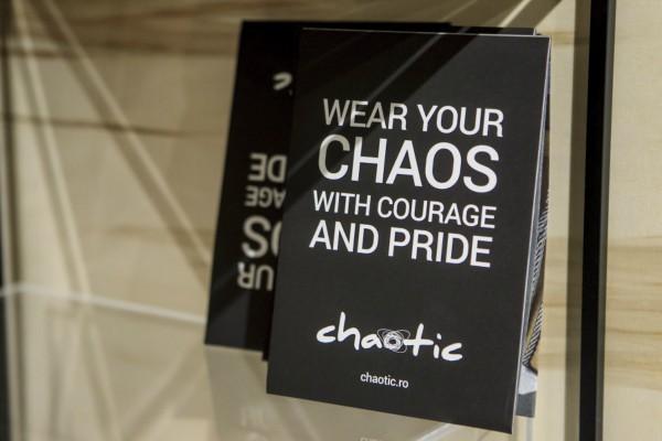 Chaotic - O poveste despre curajul de a iesi din tipare