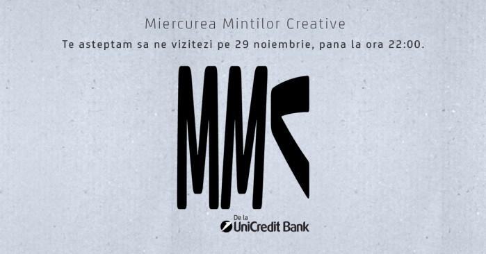 Miercurea Mintilor Creative x Molecule F Concept Store