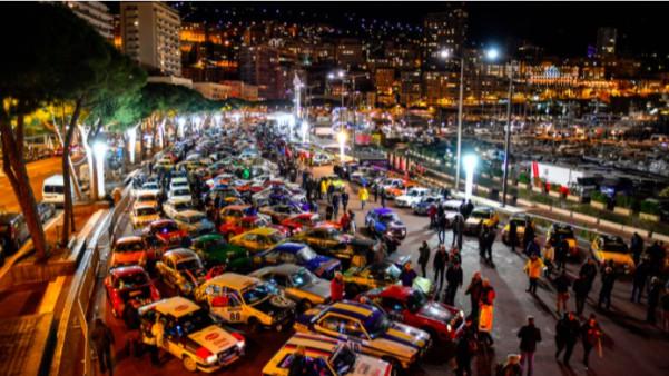 Just Classics Motorsport - Rallye Monte-Carlo Historique 2018