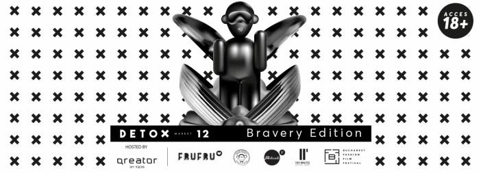 Molecule F & Friends @ Detox+ Market 12 – The Bravery Edition