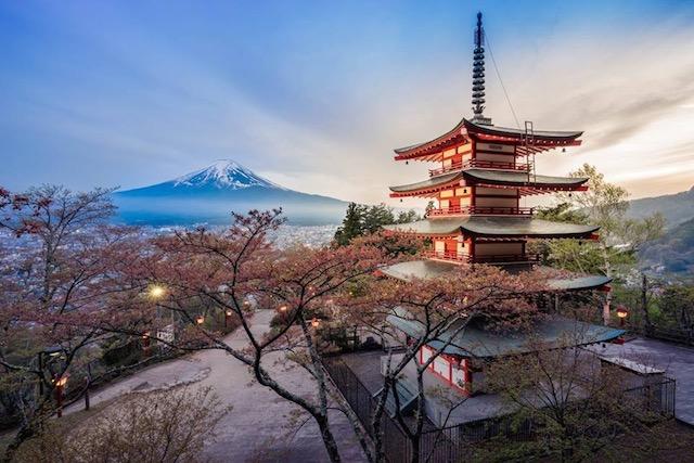 Invarte Globul si opreste-l cu travelmood.ro Japonia