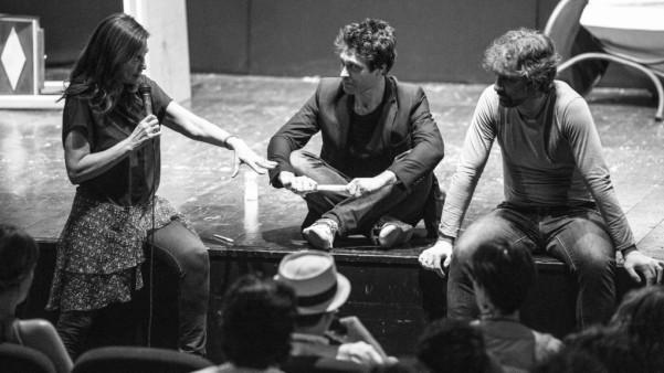 Curs de actorie, Ivana Chubbuk in Romania