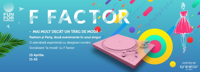 Molecule F & Friends @ F Factor