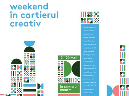 Romanian Design Week |Weekend Dedicat Cartierului Creativ