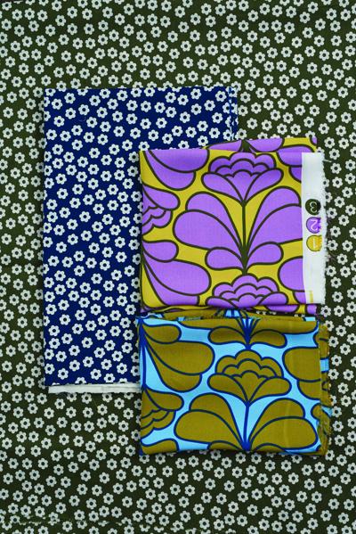 Orla Kiely Spring Summer 2016 Fabric