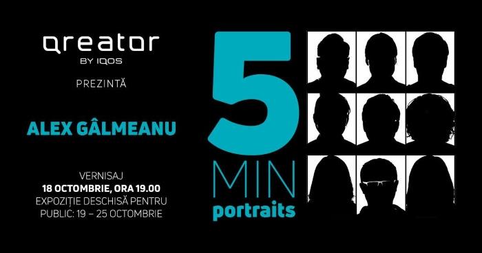 5 Minutes Portraits by Alex Galmeanu