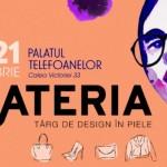MATERIA – targ de design in piele te cheama la creativitate!