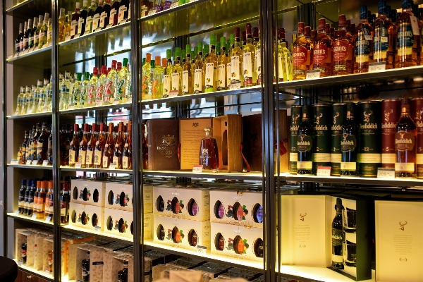 Alexandrion Spirits and Wines