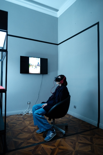 Internetics Interactive Expo - Bucuresti