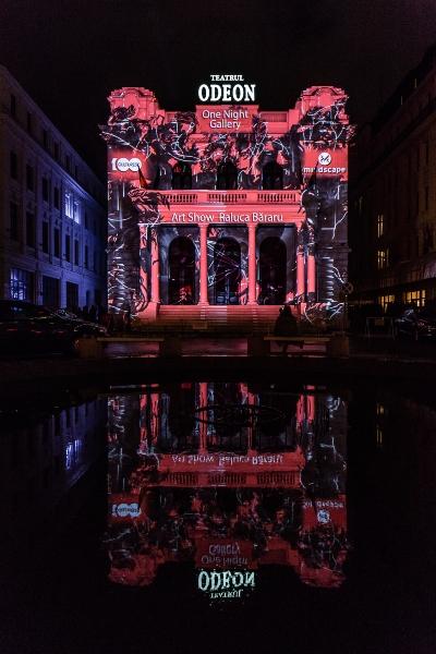 One Night Gallery Love Victor Fota