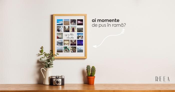 REEA, aplicatia din Romania care duce Instagramul in offline