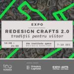 Expozitia Redesign Crafts 2.0