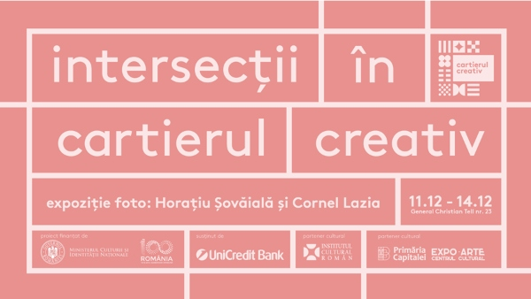 Intersectii in Cartierul Creativ