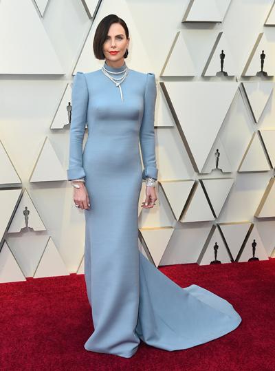 Premiile Oscar 2019: Charlize Theron