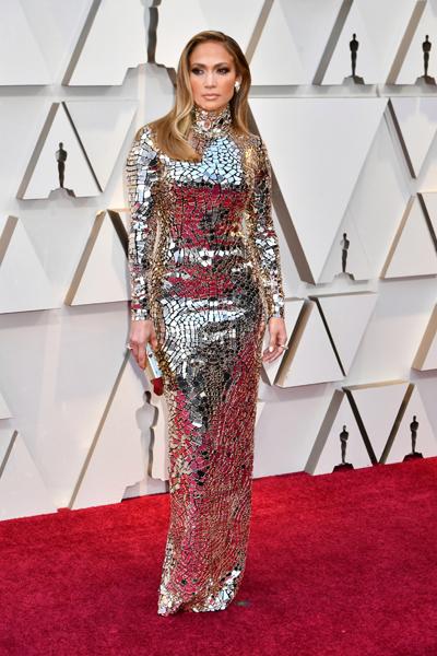 Premiile Oscar 2019: Jennifer Lopez