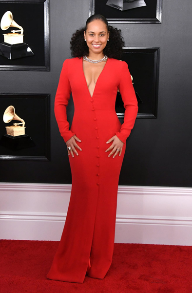 Premiile Grammy 2019 - Alicia Keys