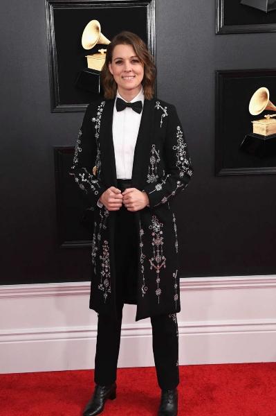 Premiile Grammy 2019 - Brandi Carlie