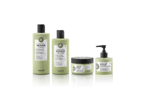 Winter hair care - Maria Nila