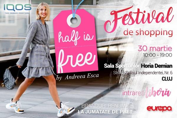 Molecule F & Friends @ Half is Free by Andreea Esca