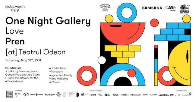dARe_One Night Gallery