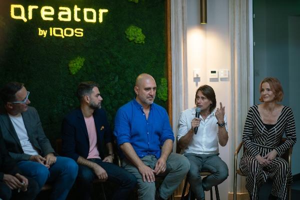 Lia Bugnar si Marius Manole se alatura Institutului Qreator
