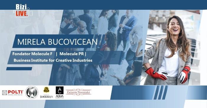 Antreprenoriat & StartUp cu Mirela Bucovicean
