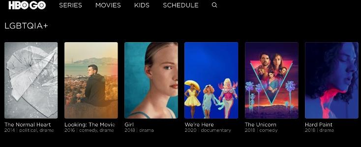 HBO GO ROMANIA sustine LGBTQ+