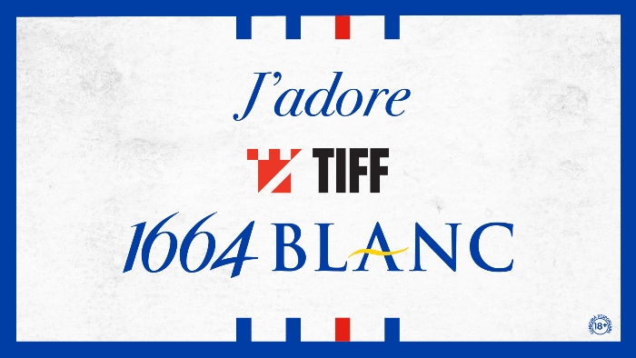 Kronenbourg 1664 Blanc - TIFF 2020