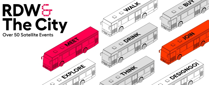 DESIGN GO: Peste 50 evenimente dedicate designului.