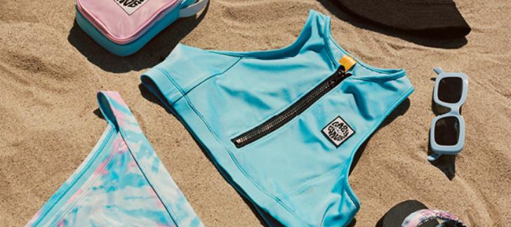H&M: Noua colectie de vara inspirata din skateboarding si surfing