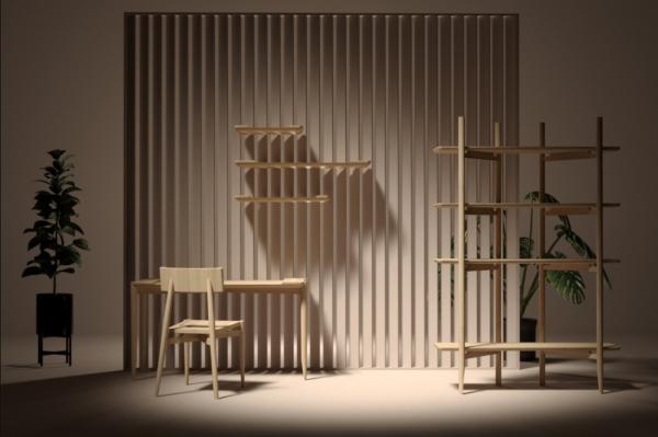 Expoziția Romanian Design Week Selection 2021