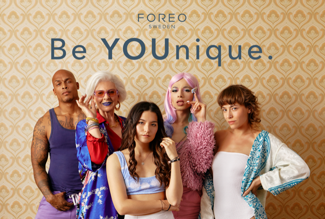 01_FOREO_Be YOUnique_Lead image