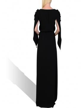 Pepper Black long dress