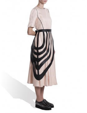 Skirt with waves #3