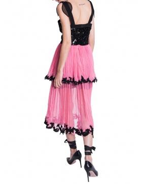 Mae Pink Dress