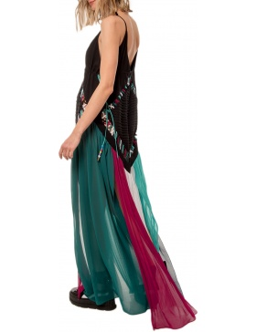ANZOU BLACK DRESS
